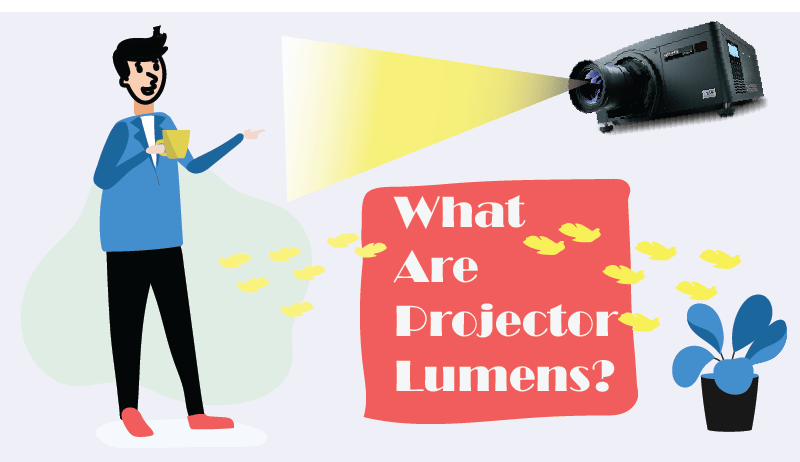 what are projector lumens?