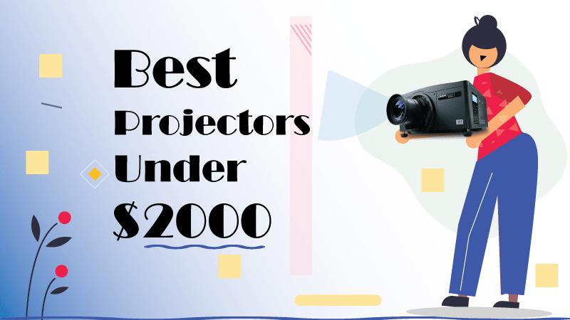 best projectors under 2000