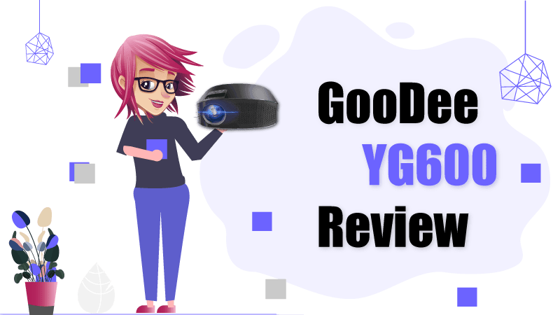 GooDee YG600 Review