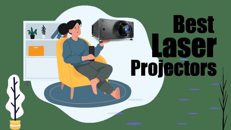 best laser projector